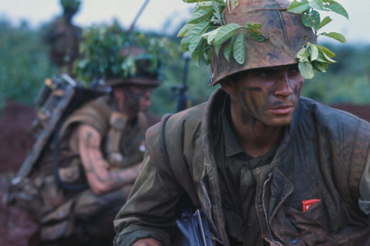 """מתוך הסדרה """"מלחמת וייטנאם"""" . באדיבות יס דוקו"""