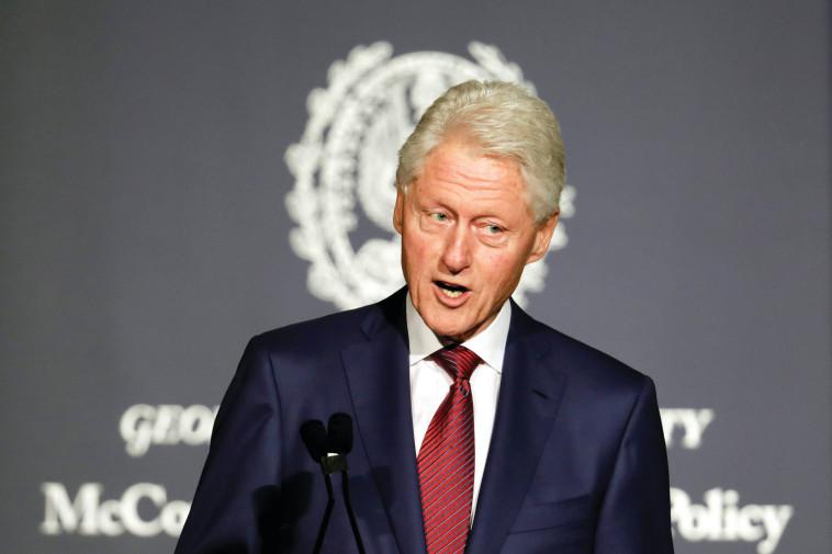 Bill Clinton. Photo: Reuters