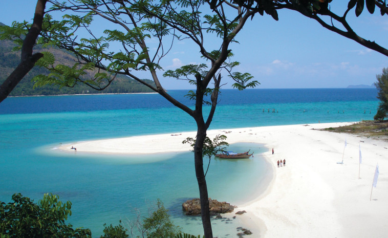 הסוד השמור של תאילנד. קו ליפה. צילום: Thailand island images, ויקיפדיה