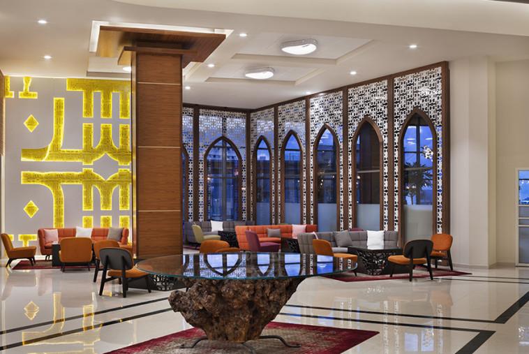 """מלון רמדה אוליבייה בנצרת. צילום: אסף פינצ'וק, יח""""צ"""
