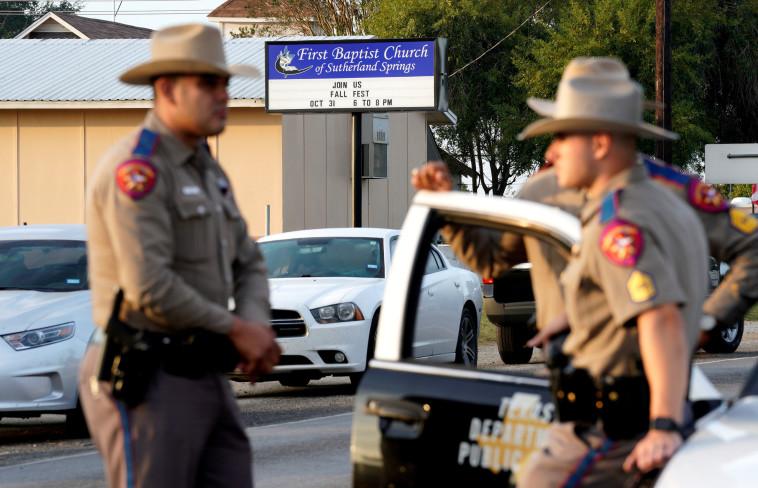 משטרה בארה''ב (צילום: רויטרס)