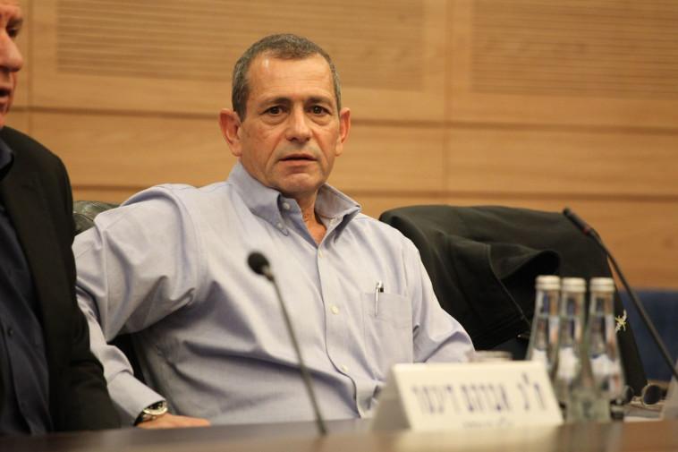 """ראש השב""""כ נדב ארגמן, צילום: אהוד אמיתון/TPS"""
