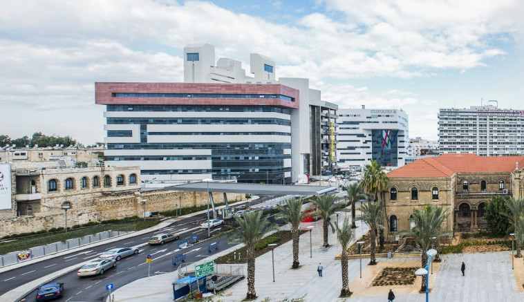 """בית החולים רמב""""ם. צילום: ערן ירדני"""