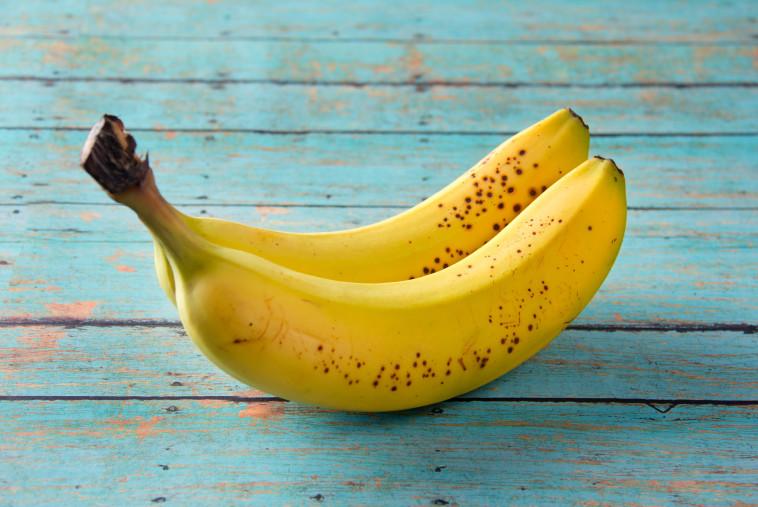 בננה (צילום: istockphoto)