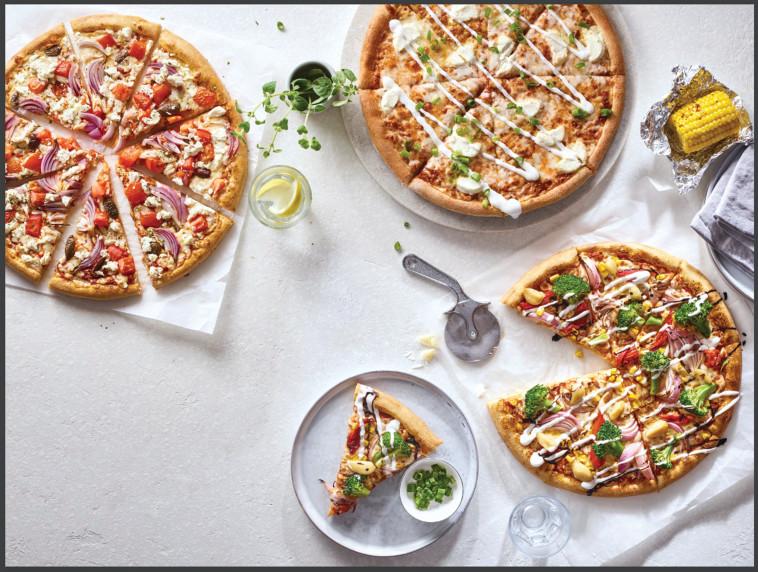 """דומינוס פיצה. צילום: יח""""צ"""