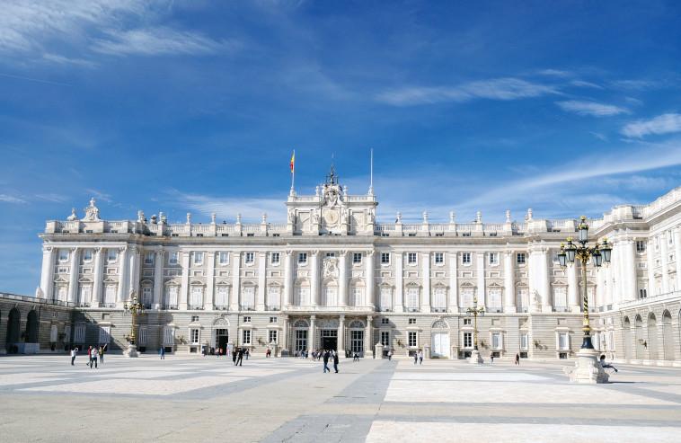 ארמון מלך ספרד. צילום: אינג אימג