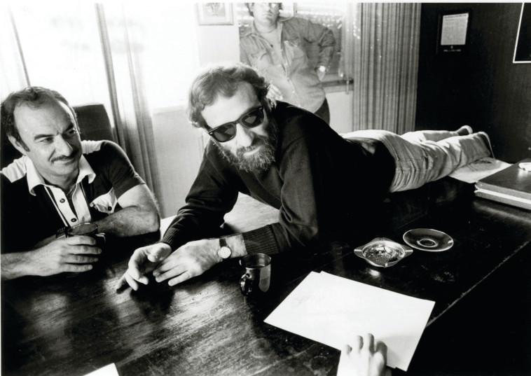 בועז דוידזון. ראובן קסטרו
