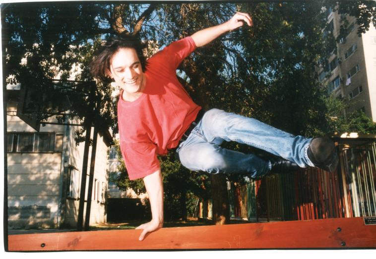 שי זורניצר שנת 1994 צילום משה שי