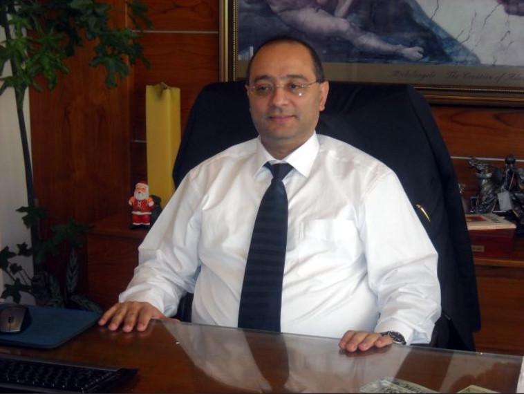 """עו""""ד סאמי אבו ורדה. צילום: משרד אבו ורדה"""