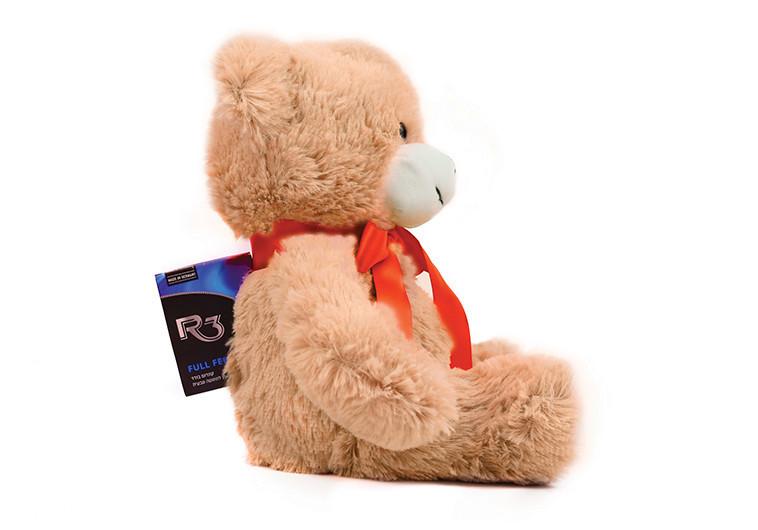 """צילום: יח""""צ .R3 מציע את Ready Bear"""