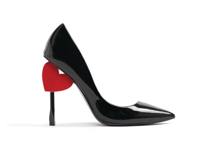 """נעלי סטילטו של אלדו. צילום: יח""""צ"""
