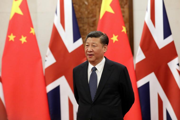 נשיא סין שי ג'ינפינג (צילום: רויטרס)