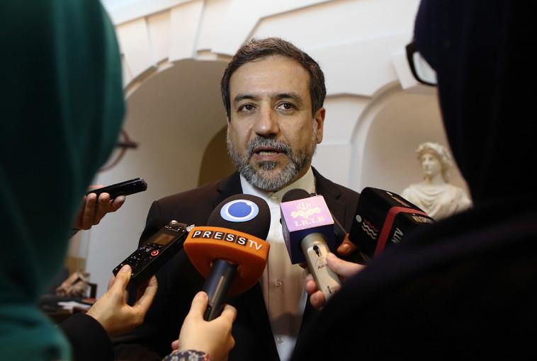 עבאס אראקצ'י, סגן שר החוץ האיראני. צילום: רויטרס