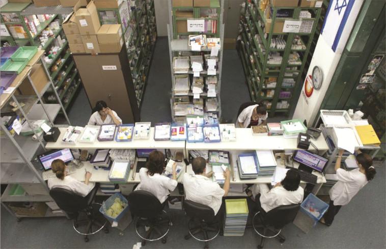 E-pharma. צילום: ניר עצמון