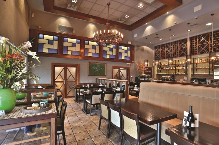 """מסעדת הצדף בראשון לציון. צילום: יח""""ץ"""
