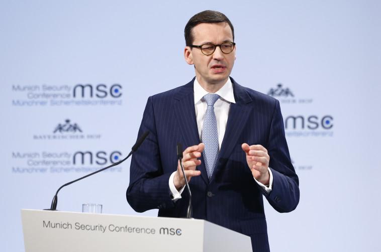 ראש ממשלת פולין. צילום: רויטרס