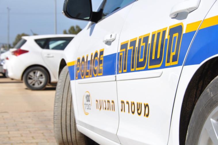 משטרת התנועה (צילום: דוברות המשטרה)