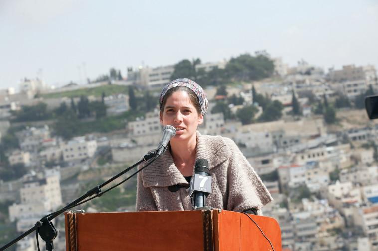 """רעות אודם, מנהלת """"ראשית ירושלים"""". צילום: מרק ישראל סלם"""