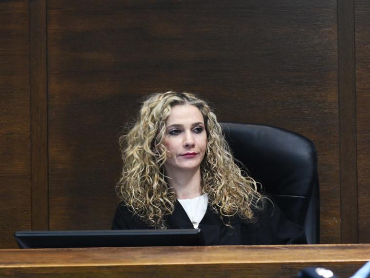 השופטת רונית פוזננסקי-כץ. צילום: אבשלום ששוני