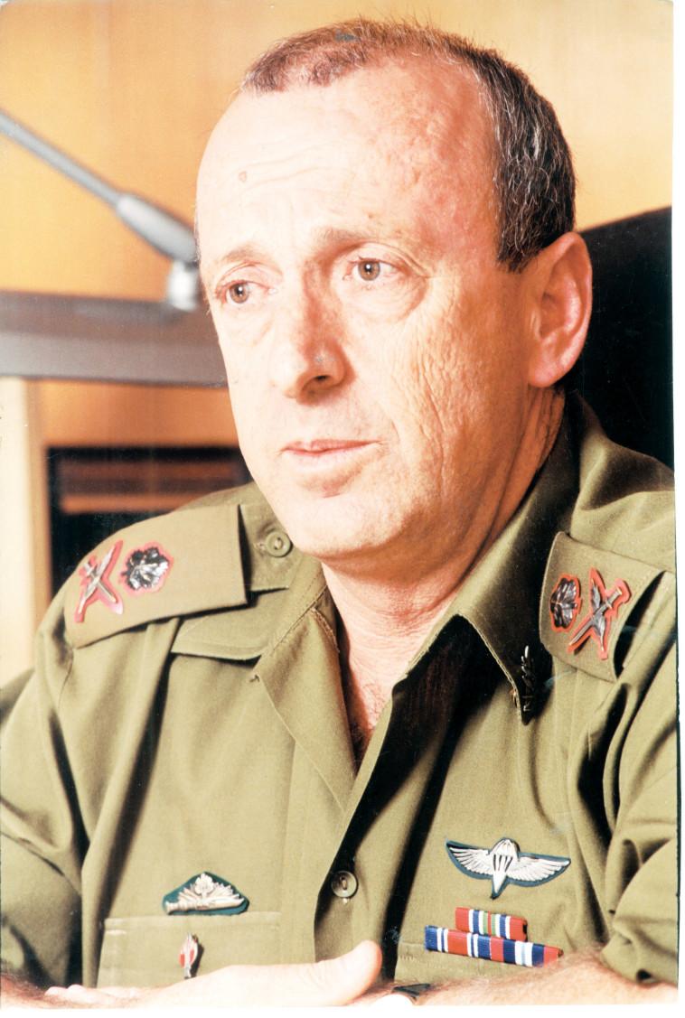 """""""המצב הגיאו-אסטרטגי של ישראל טוב וחזק יותר מבעבר"""". שגיא כראש אמ""""ן. צילום: ראובן קסטרו"""