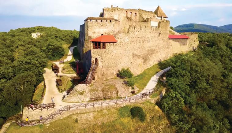מצודת ווישגראד. צילום מסך