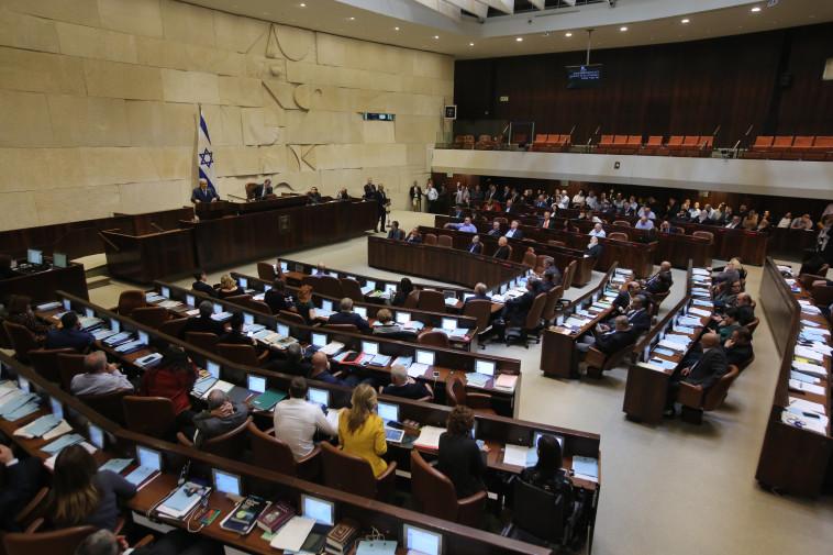 מושב על זמן שאול? מליאת הכנסת, צילום: מרק ישראל סלם