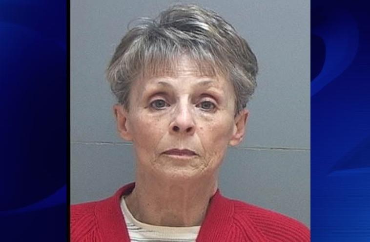גם מהכלא לינדה לא הפסיקה לנסות להזמין רוצחים שכירים. לינדה גילמן, תמונת מעצר