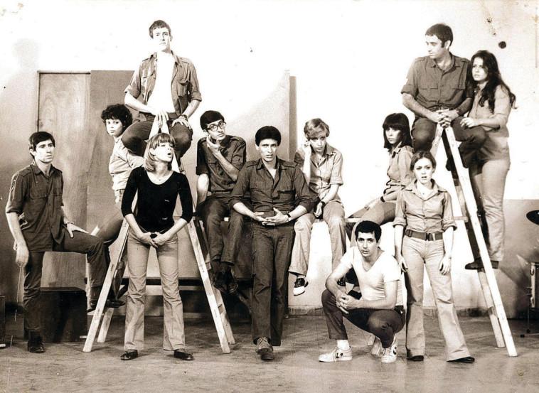 הלהקה. מתוך הסרט