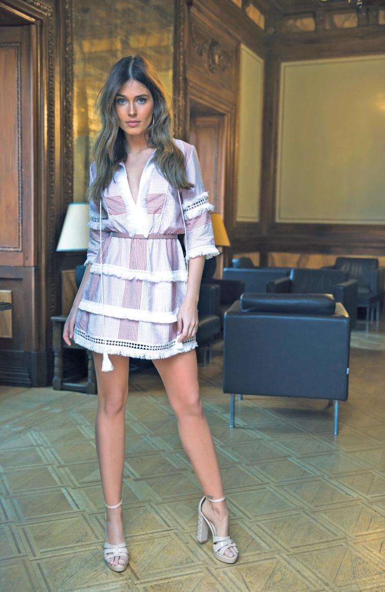 שמלה של GALITA,. מחיר: 300 שקל
