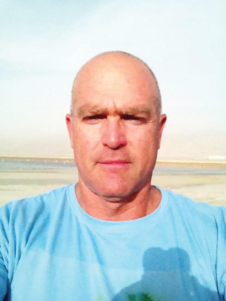 עמיר בלבן, מנהל תחום הטבע העירוני. צילום: החברה להגנת הטבע