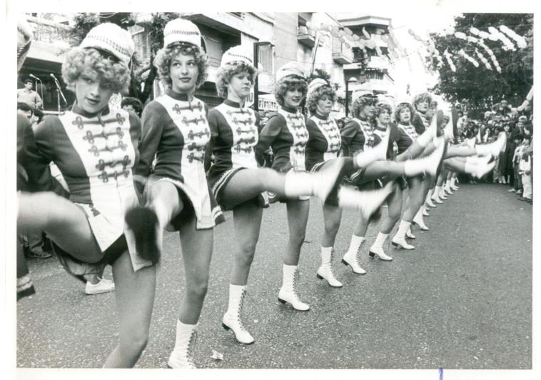 חגיגות עצמאות שנת 1983.  צילום: ראובן קסטרו