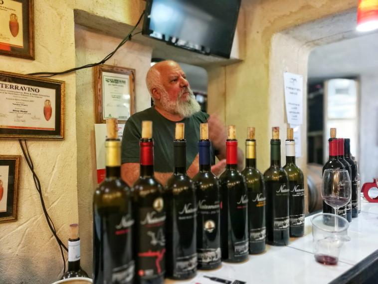 יינות מופלאים וטבעוניים. יקב נעמן