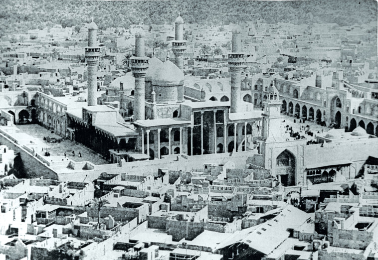 בגדד 1948.  Getty images