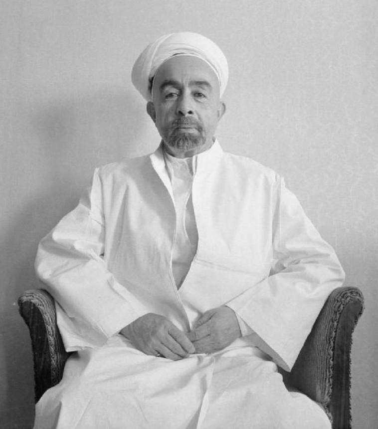 קונספירציה עם בן גוריון. המלך עבדאללה ה-1. צילום: ססיל ביטון
