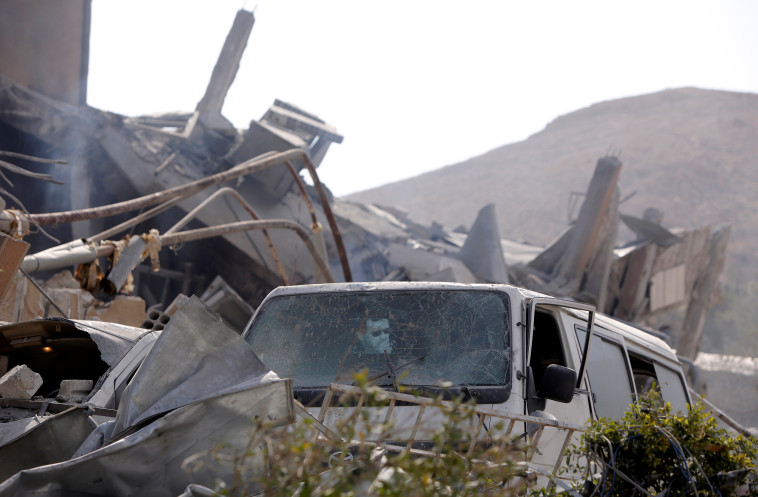 ההרס בסוריה. צילום: רויטרס