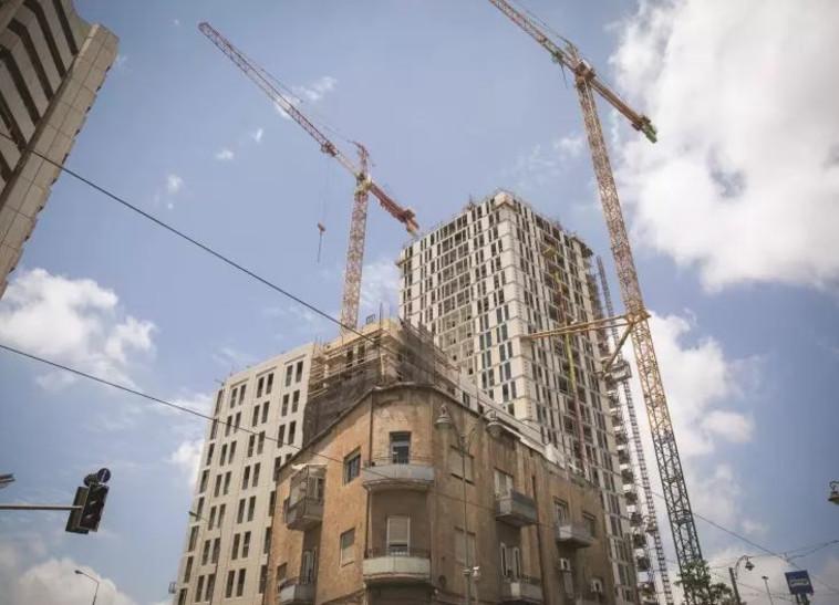 בניין דירות (צילום: הדס פרוש, פלאש 90)