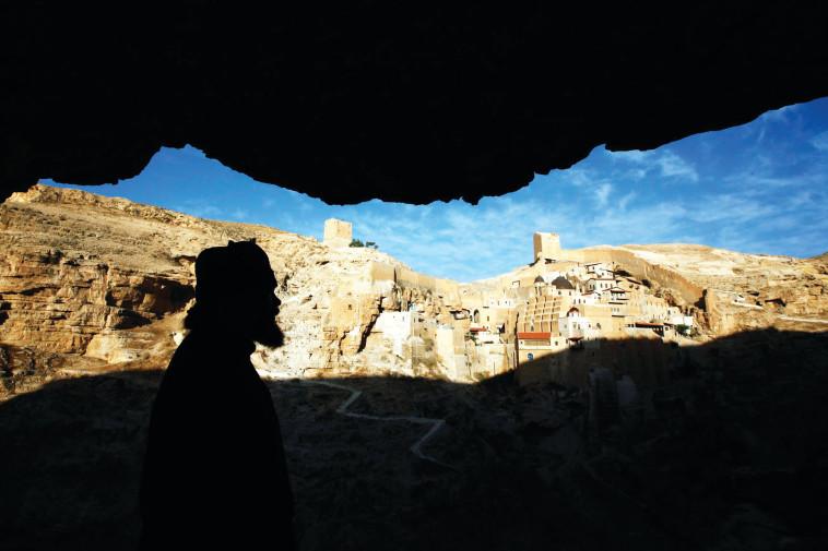 נזיר במדבר יהודה. צילום: אביר סולטן, 2010