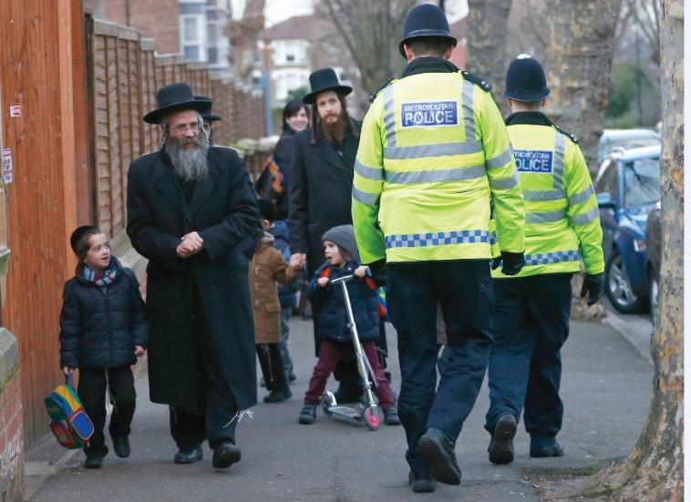 יהודים בצרפת (צילום: רויטרס)