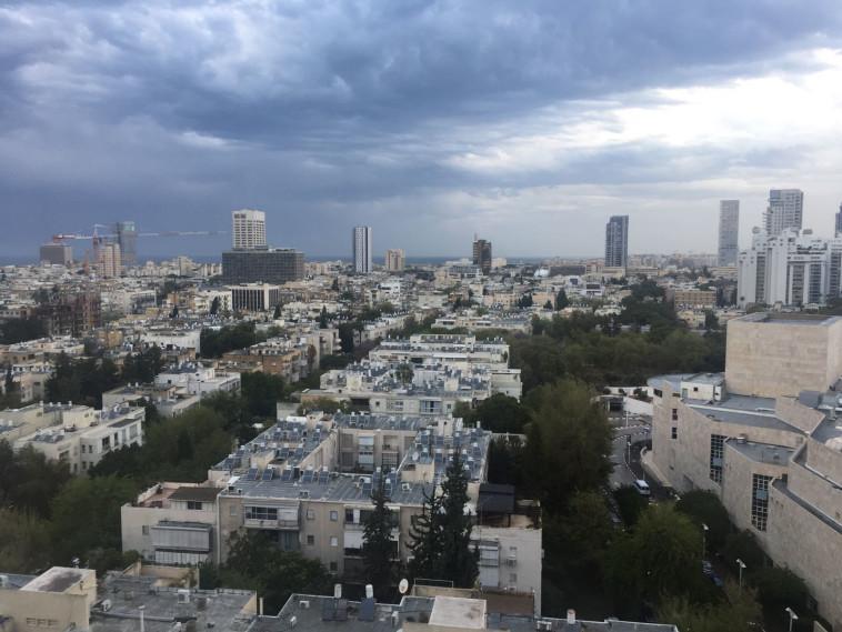 תל אביב. צילום: רוני ניב