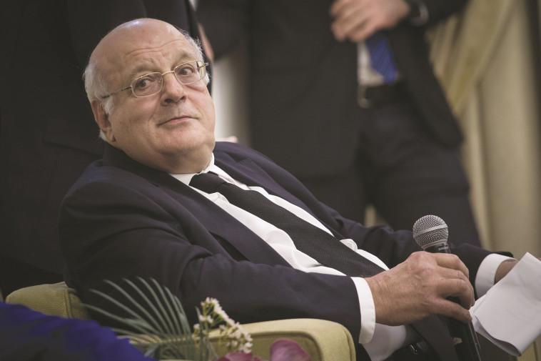 השופט חנן מלצר. צילום: הדס פרוש, פלאש 90