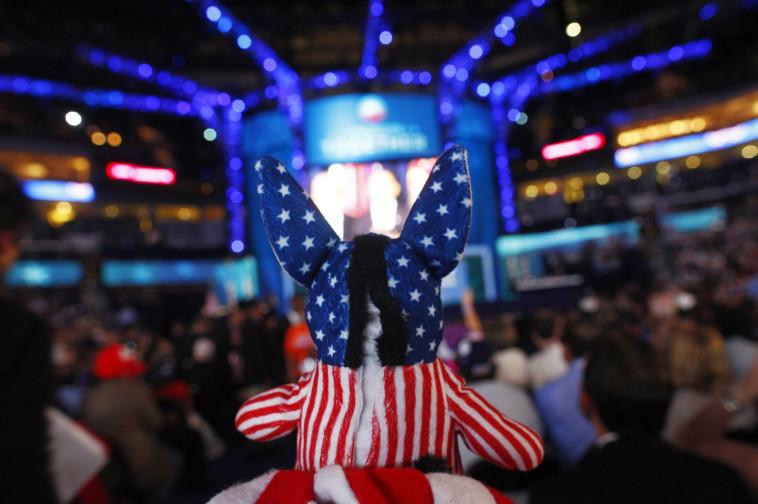 כנס של המפלגה הדמוקרטית בארה