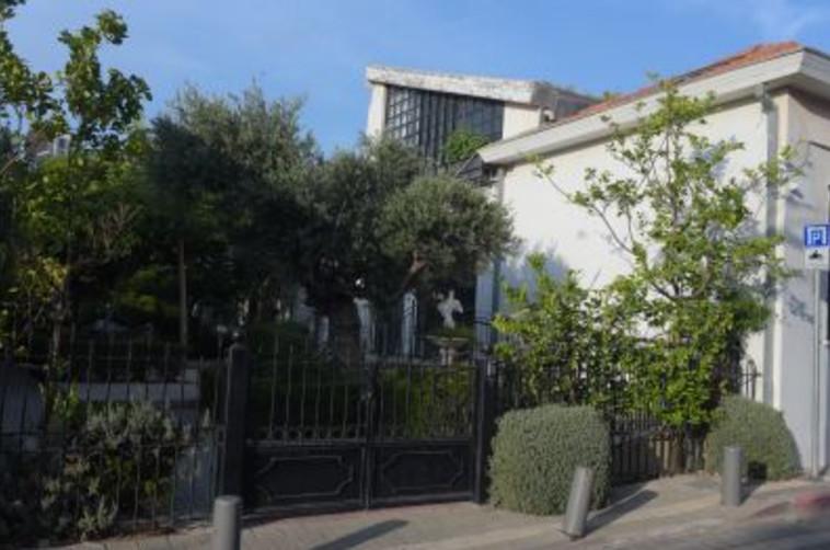 המלון של רומן אברמוביץ' בנווה צדק. צילום: אבשלום ששוני