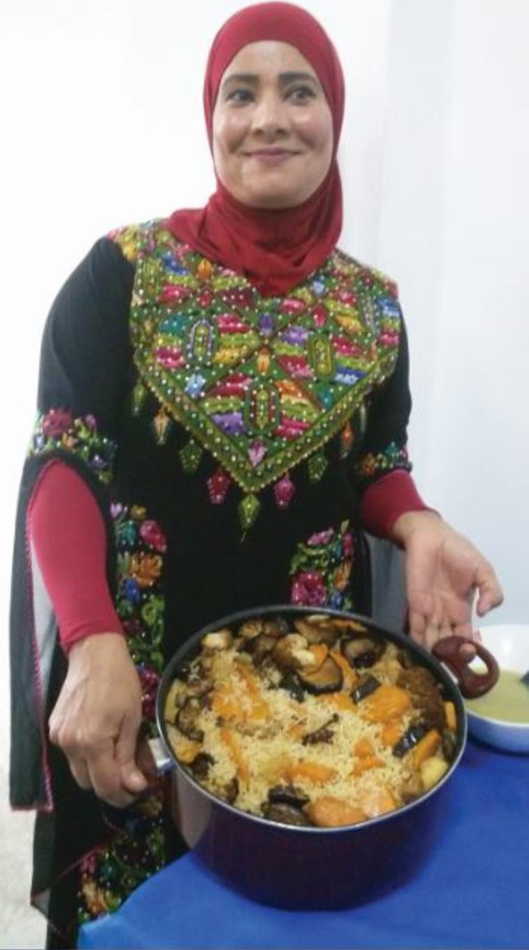 ג'מלאת אבו מוסא. צילום: פרטי