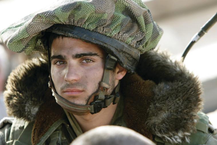 אושרי כהן בסרט בופור צילום יח''צ מתוך הסרט