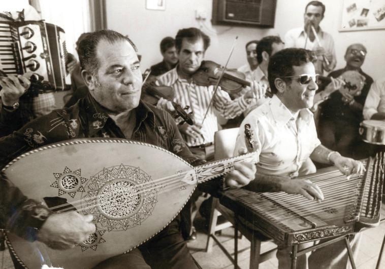 התזמורת של זוזו מוסא. צלם : שמואל רחמני