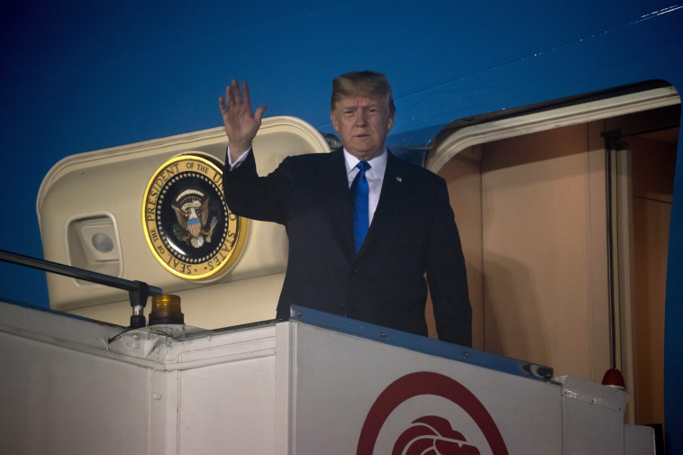 לא הספיק לפטר? דונלד טראמפ, צילום: AFP