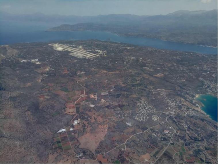 """תרגיל חיל האוויר ביוון. צילום: דובר צה""""ל"""