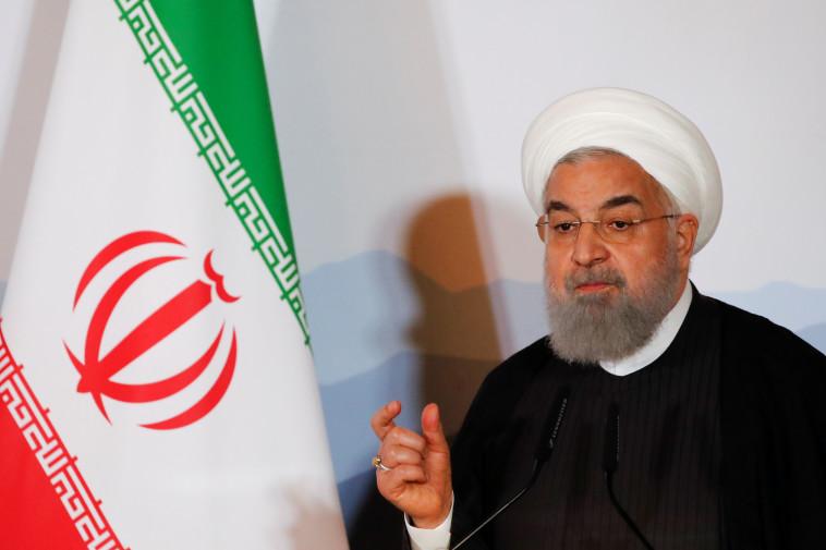 נשיא איראן, חסן רוחאני. צילום: רויטרס