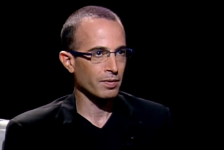 יובל נח הררי (צילום: צילום מסך)