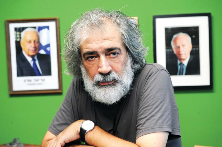 חיים בוזגלו. צלם : ראובן קסטרו